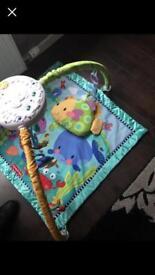 Baby mat