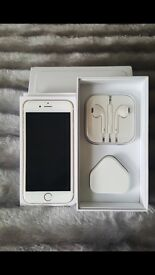iPhone 6 Gold Colour 16GB Perfect Condition