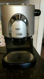 Gaggia Caffitaly K111 coffee machine with pods