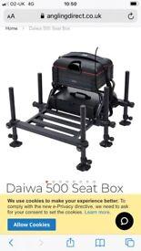 Diawa D500 box