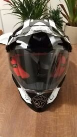 Helmet Adventure LS2 MX436 Pioneer