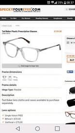Glasses (Ted Baker - designer)