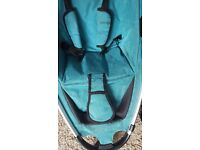 Quinny zapp pushchair with extras