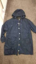 Riverland coat size 14
