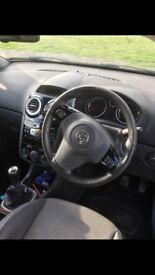 Vauxhall, CORSA, Hatchback, 2008, Manual, 1248 (cc), 3 doors