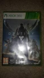 Destiny for xbox 360 brand new