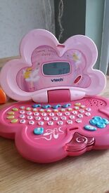 Vtech dancing fairies laptop!!!!