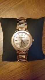 Brand new, unworn Karl Lagerfeld JOLEIGH GOLD watch RRP 229£