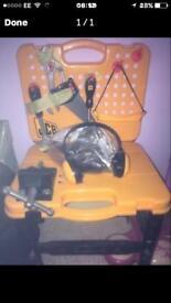 JCB workbench never used !!!!