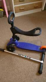 Micro Scooter 3 in 1