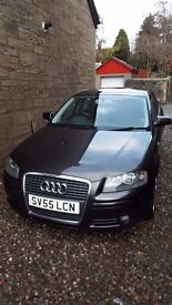 Audi A3 2.0TDI Sport Sportback 5d - 118,000 miles - serviced in the last month