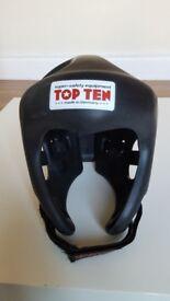 Top ten kickboxing helmet