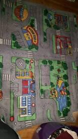 Road mat/ rug