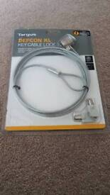 Defcon Key Cable Lock