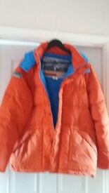 Mens Superdry Padded Winter Jacket