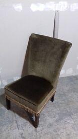 Antique Vintage Bedroom Nursing chair