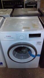 BOSCH Serie 4 Washing Machine - White new ex display