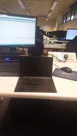 """Sony Z4 wifi tablet 10.1"""" 32gb with keyboard"""