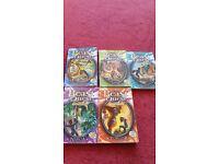 Beast Quest books nos 13, 15, 16, 17, 18