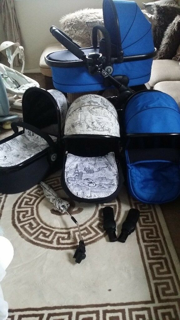 Icandy peach 3 lots of extras excellent condition