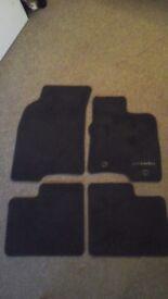 Fiat Panda 2013 car mats