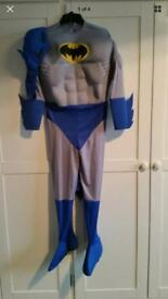 Kids Batman Costume 5-7yrs