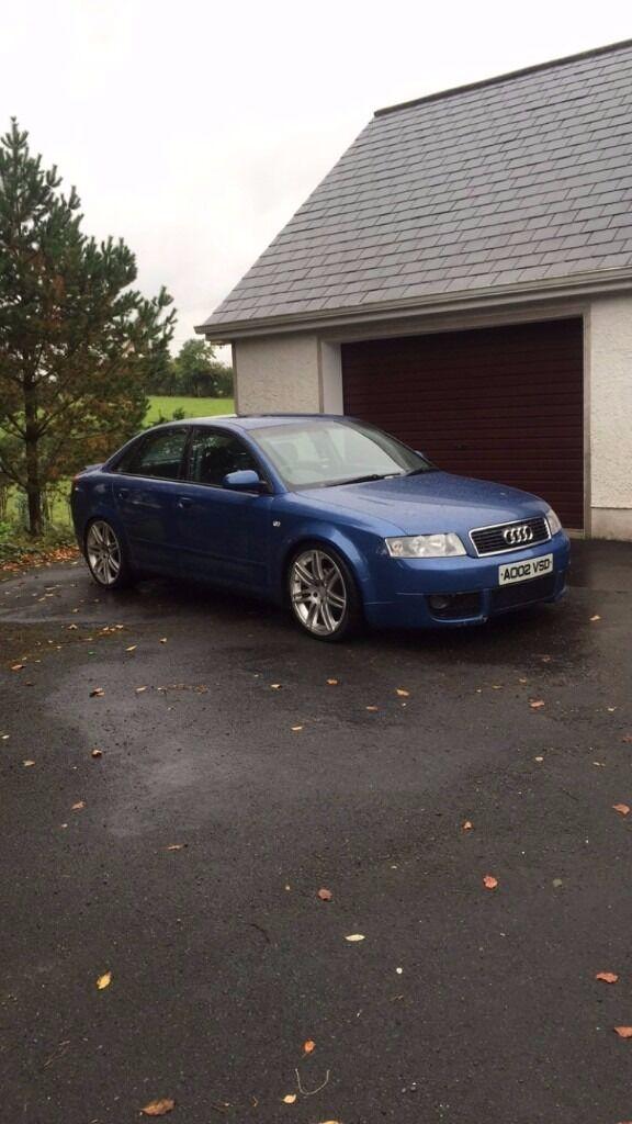 Audi A4 2002 1.9