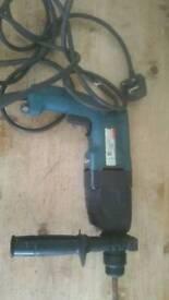 Makita Sds hammer drill