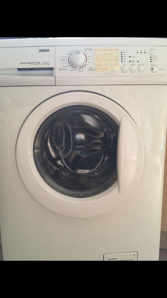 Zanussi washing machine ZWN6120L