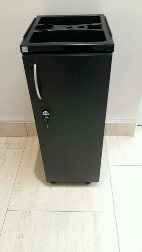 Brand new Lockable Hairdressing Trolley