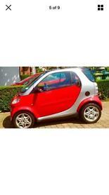 Smart Car Passion 2001