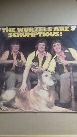 the wurzels are scrumptious