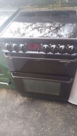 Aeg hotpoint electric cooker 60 cm