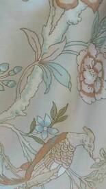 """M&S curtains, full length 90"""" x90"""" and fully lined"""