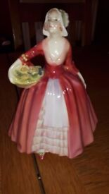 Doulton & Co figurine - Janet