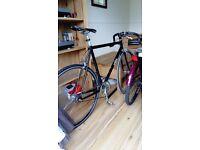 Pake Road or track bike single gear