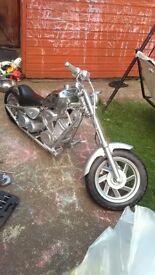 Mini moto(chopper)