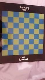 Simpson's 3d chess