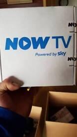 Now tv sky
