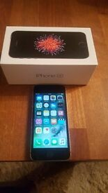 Apple iphone SE 16gb Vodafone New condition TRADE IN AVAILABLE