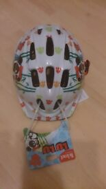 Brand new Lulu Childs Cycling Safety Helmet