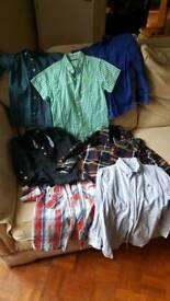 7 shirts (age 5)