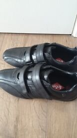New Boys -Lee-Coope black l shoes