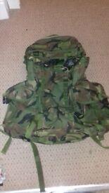 30 litre military rucksack