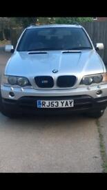 BMW X5 3.0i m sport