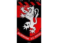 U18 Aldenham FC Excel United - Football Trials 9 April 2017 2.30pm