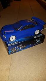 X-ray t1r rc car