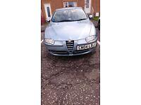Alfa Romeo 147 T Spark Lusso 1.6 Petrol 11 months MOT