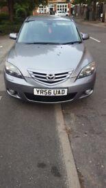 Mazda 3 12 months mot 2.0 petrol