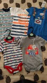 Baby clothes new with tags.3-6 months